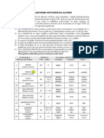 La Reforma Ortográfica Alfonsí