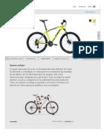 3700 Disco - Trek Bicycle (Ajustes)