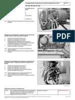 Comprobar El Aseguramiento de Presión en La Válvula Protectora de Cuatro Circuitos