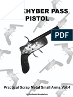 DIY Vol 4 - The Khyber Pass Pistol by Professor Parabellum [Prt 13 Pages Copy on Bond Paper 4 to 10]