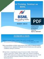 BSNL Training Ppt