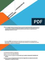 Certificacion y Aprobación de Proveedores