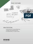 RWE Invitation AGM 2014