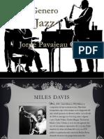 artistas Jazz
