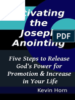 Activating the Joseph Anointing - Kevin Horn.epub