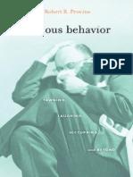 curios behavior