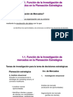 Investigacion de Mercados - Unidad 1 3-2014