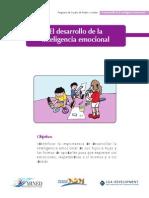 Inteligencia Emocional Taller en pdf