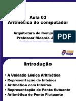 Aula 3 - Aritmética do Computador.pdf