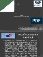 Innovaciones en Panama