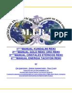 Manual Kundali Reiki-Oro Reiki-Cristales Etericos Reiki-Tachyon Reiki-M.I.R.a.