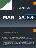 Exposición Plan Man Sano Coresec Ayacucho
