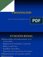 Clase de Uroanalisis
