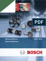Catálogo Motores Eléctricos 2009-2010