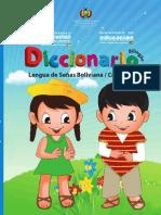 diccionario de lsb bolivia