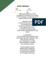 Letras El Dominio
