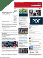 LA TERCERA - Noticias, Deportes y Actualidad de Chile y El Mundo