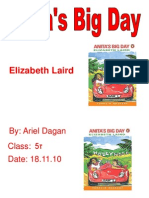 Book Report - Anita's Big Day 2