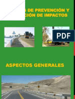 1. Prevención y Mitigacion de Impactos