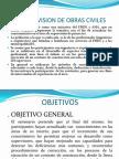 Diapositivas Supervisionde obras Ing. Cruz