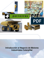 02-Intro Al Negocio de Motores CAT & Acert- Español