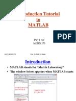Matlab Tutorial_General Use