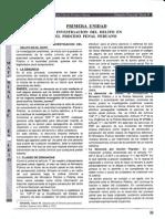 el proceso penal en el Perú