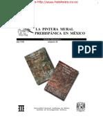 La Pintura Mural Prehispanica en México - B16