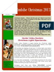 Christmas 2013 Newsletter