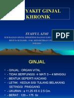 3.4 Penyakit Ginjal & CAPD
