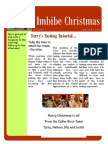 Christmas 2010 Newsletter