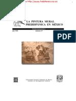 La Pintura Mural Prehispanica en México - B17
