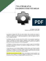 López Vigil José Ignacio Una Chakana Para Las Radios Comunitarias