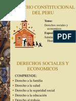 Derecho Sociales y Economicos