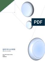 Que es la WEB2