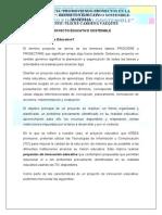 Material Proyecto Educativo