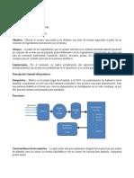 Definicion Del Proyecto de Software