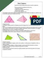 Repeticion, Estructuras Poliedricas, Solidos Arquimides, Planos Triangulares