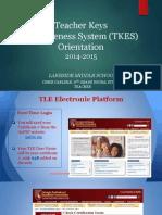 itec workshop teacher keys introduction