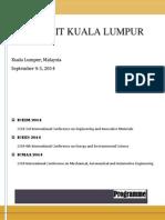 Kuala Lumpur Program