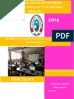 Proyecto d Practica 6 Ciclo