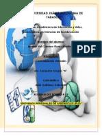 Resumen Equipo 12 Entornos Personales de Aprendizaje PLE