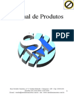 Manual de Produtos Estruturas Metalicas (Irmao e Silva Ltda)