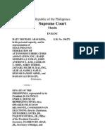 24. Kida v. Senate of the Philippines