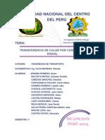 FENOMENOS DE TRANSPOTE