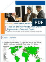 0205 the Best of Both WorldsPure Down Payments in a Standard Order