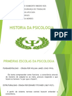 Historia Da Psicologia