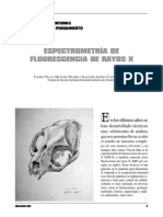 Espectrometria de Flourescencia de Rayos X