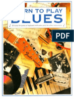 Anthony Marks - Learn to Play Blues