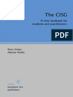 [4968]Huber Mullis. the CISG. a New Textbook 2007